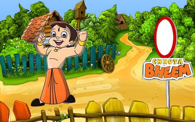 Cartoon-Bheem-Teaches-lots-of-humane-lessons