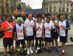Kulwant Singh Dhaliwal Global Ambassador of World Cancer Care