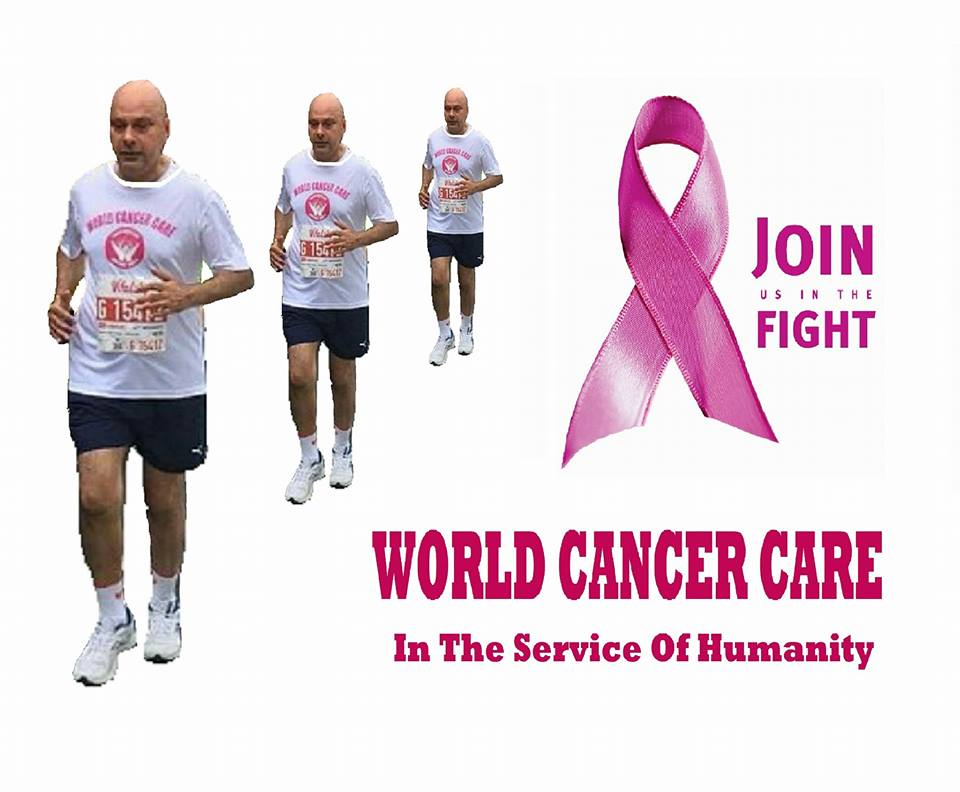 Mr Kulwant Singh Dhaliwal Global Ambassador of World Cancer Care