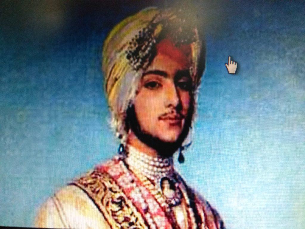 Photo of Maharaja Duleep Singh