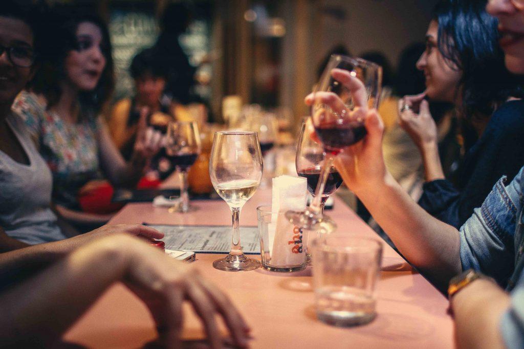 Consuming alcohal.pic credit pexels.com