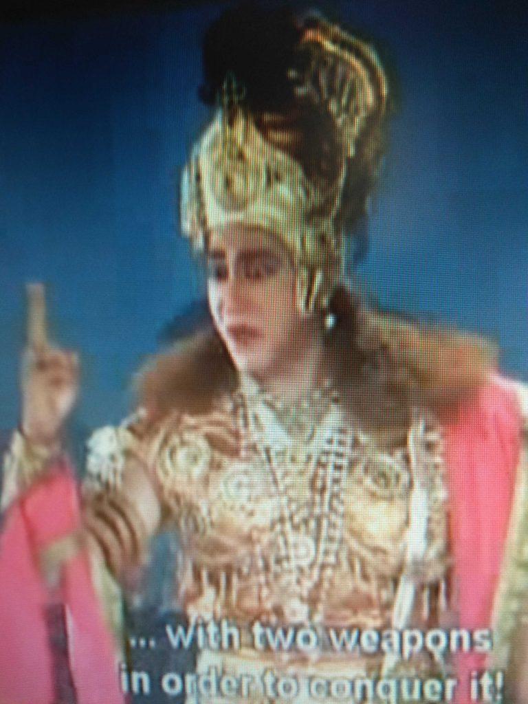 Eklavya got boon from Lord Krishna to kill guru Droncharaya in second birth