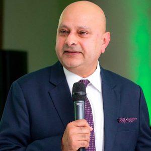 Kulwant Singh Dhaliwal-Global Ambassador World Cancer Care