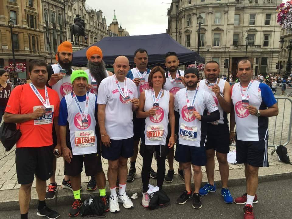 Kulwant Singh Dhaliwal Global Ambassador of World Cancer Care
