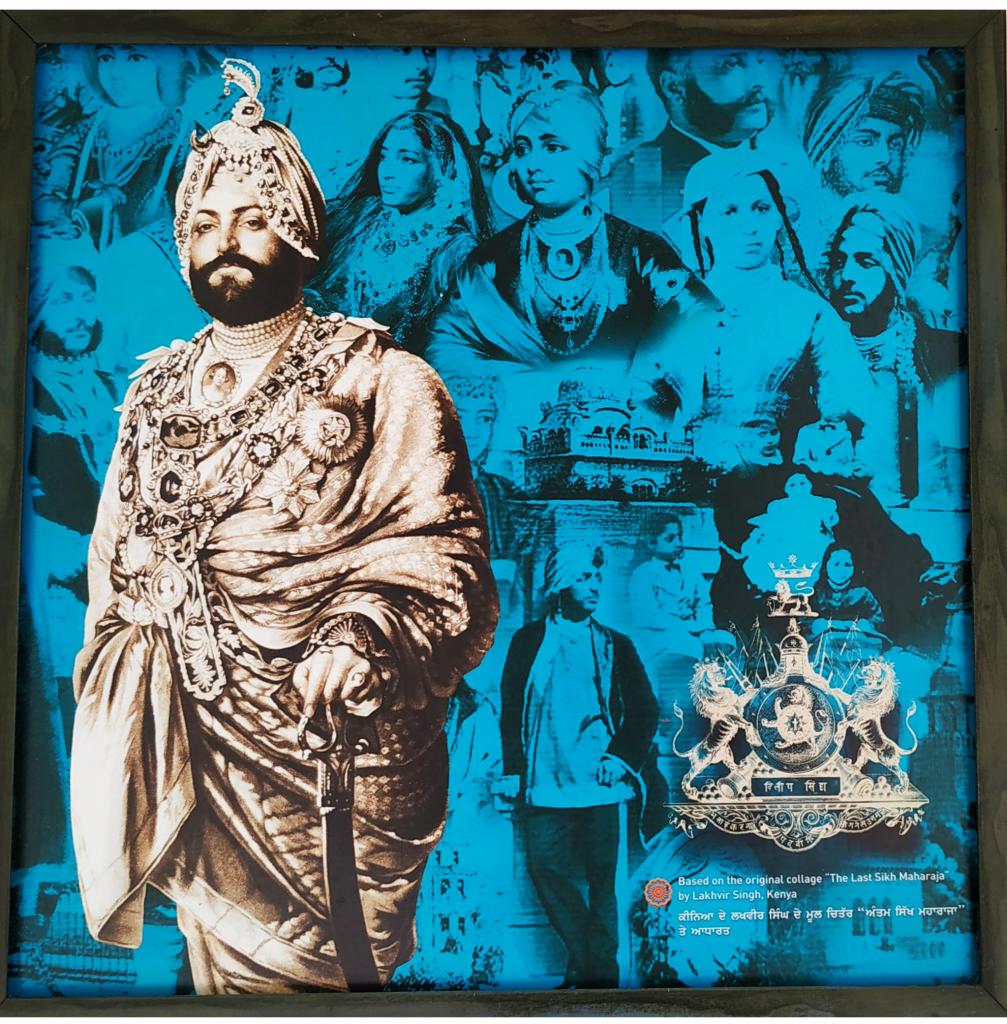 King Duleep Singh