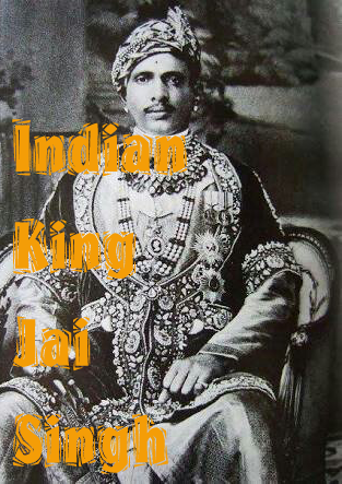 Indian-King-of -Alwar-Rajasthan-Jai-Singh-Prabhakar